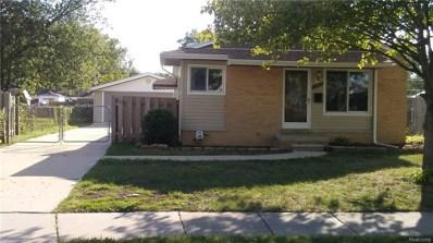 23326 Allor Street, St. Clair Shores, MI 48082 - MLS#: 218096737