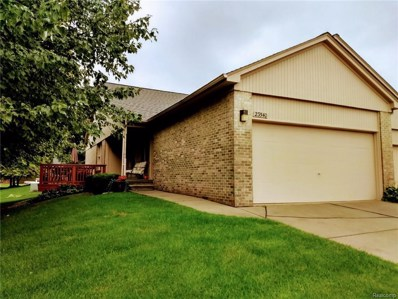 23540 Northport Drive, Clinton Twp, MI 48036 - MLS#: 218096868