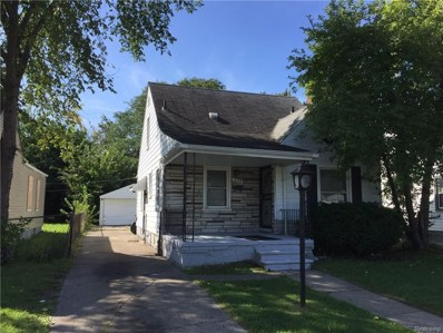 16258 Eastburn Street, Detroit, MI 48205 - MLS#: 218096903