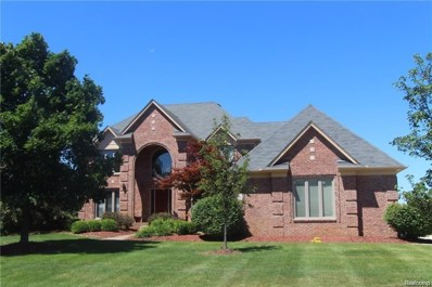4190 Oak Tree Circle, Oakland Twp, MI 48306 - MLS#: 218096964