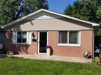 6754 Marvin Street, Taylor, MI 48180 - MLS#: 218097069