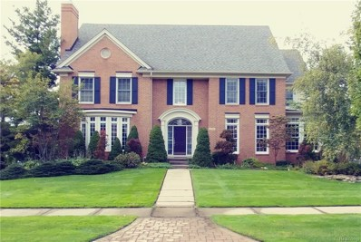 6538 Crest Top Drive, West Bloomfield Twp, MI 48322 - MLS#: 218097082