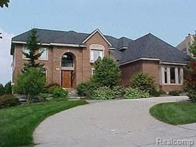 7052 Trailway Court, West Bloomfield Twp, MI 48322 - MLS#: 218097112
