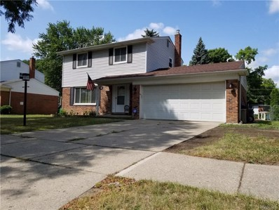 14193 Hubbell Street, Livonia, MI 48154 - MLS#: 218097115