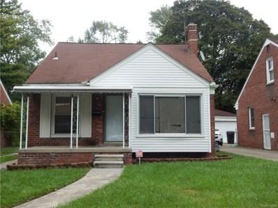 17670 Wormer Street, Detroit, MI 48219 - MLS#: 218097176
