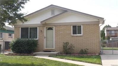 32131 Knapp Avenue, Warren, MI 48093 - MLS#: 218097192