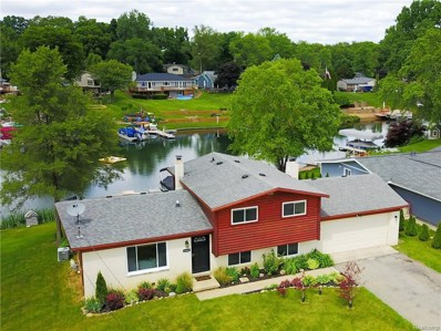 10082 Cedar Shores Drive, White Lake Twp, MI 48386 - MLS#: 218097206