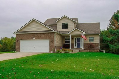479 Forest Hill Drive, Brandon Twp, MI 48371 - MLS#: 218097216