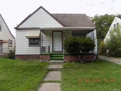 19209 Hasse Street, Detroit, MI 48234 - MLS#: 218097245
