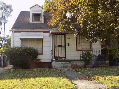 19943 Bloom Street, Detroit, MI 48234 - MLS#: 218097287