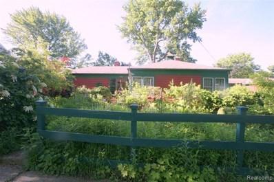 40 Robertson Court, City Of The Vlg Of Clarkston, MI 48346 - MLS#: 218097325