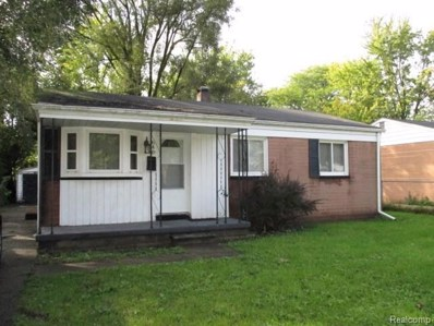 640 Calder Avenue, Ypsilanti Twp, MI 48198 - MLS#: 218097348