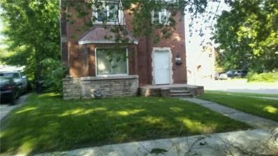 4604 Buckingham Avenue, Detroit, MI 48224 - MLS#: 218097369
