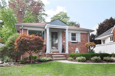 4423 Elmwood Avenue, Royal Oak, MI 48073 - MLS#: 218097414