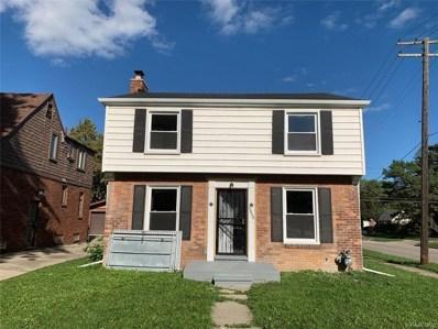 4800 Harvard Road, Detroit, MI 48224 - MLS#: 218097525