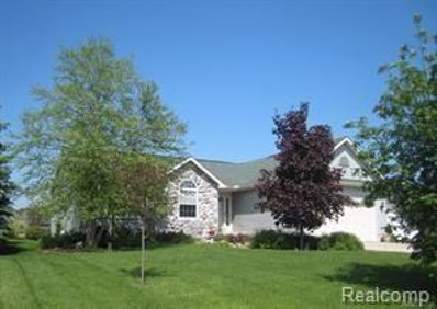 353 Courtneys Pl Place, Lapeer, MI 48446 - MLS#: 218097571