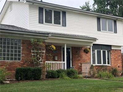 42344 Mendel Drive, Sterling Heights, MI 48313 - MLS#: 218097574