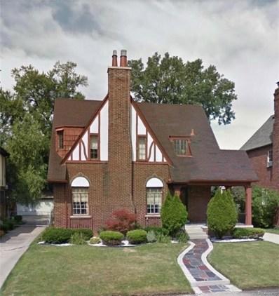 16873 Muirland Street, Detroit, MI 48221 - MLS#: 218097598