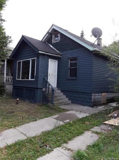 9093 Burnette Street, Detroit, MI 48204 - MLS#: 218097617