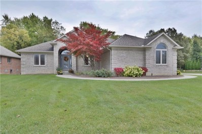 49308 Monte Road, Chesterfield Twp, MI 48047 - MLS#: 218097619