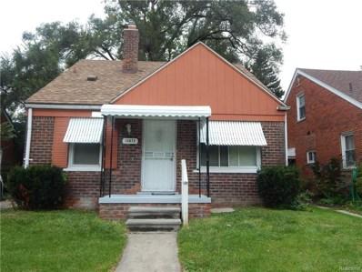 13872 W Outer Drive, Detroit, MI 48239 - MLS#: 218097627