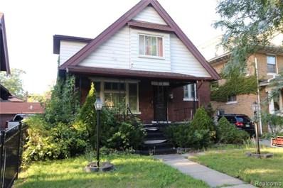 650 Atkinson Street, Detroit, MI 48202 - MLS#: 218097631