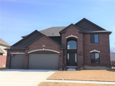 45674 Torch Lake Drive, Macomb Twp, MI 48044 - MLS#: 218097757