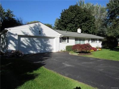 43 Nesbit Lane, Rochester Hills, MI 48309 - MLS#: 218097794
