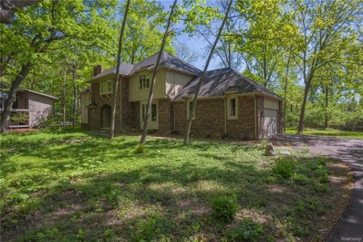 1440 Burgundy Road, Ann Arbor, MI 48105 - MLS#: 218097795