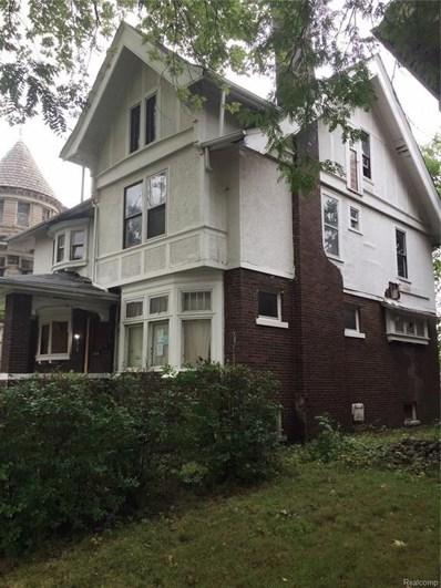 97 Delaware Street, Detroit, MI 48202 - MLS#: 218097815