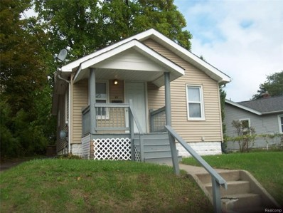 83 McKinley Street, Pontiac, MI 48342 - MLS#: 218097941