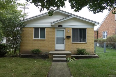 17807 Wellworth Street, Roseville, MI 48066 - MLS#: 218097979