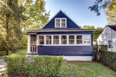 20502 Ridgemont Road, Harper Woods, MI 48225 - MLS#: 218098001