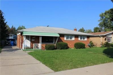 25712 W Warren Av Street, Dearborn Heights, MI 48127 - MLS#: 218098083