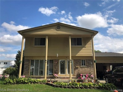 36368 Tulane Drive, Sterling Heights, MI 48312 - MLS#: 218098084