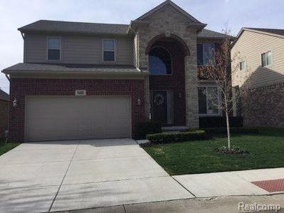 6260 Trailside Drive, Washington Twp, MI 48094 - MLS#: 218098085