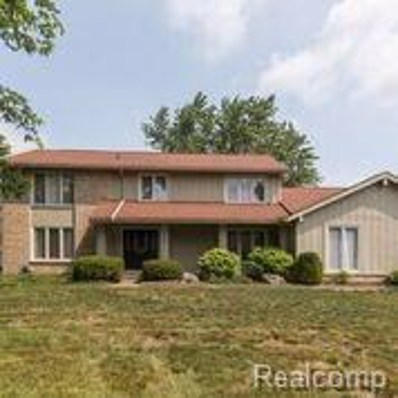 34622 Oak Forest Drive, Farmington Hills, MI 48331 - MLS#: 218098097