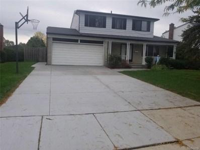 3564 Barbara Drive, Sterling Heights, MI 48310 - MLS#: 218098175