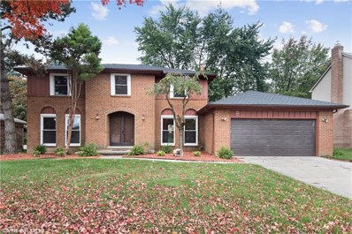 125 Rose Brier Drive, Rochester Hills, MI 48309 - MLS#: 218098183