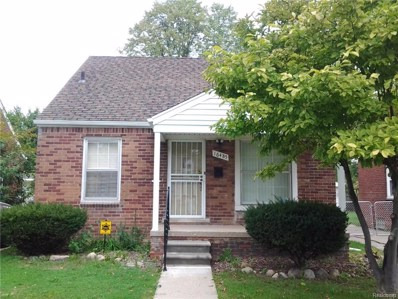 16485 Eastburn Street, Detroit, MI 48205 - MLS#: 218098194
