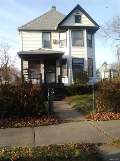 3747 Burns St, Detroit, MI 48214 - MLS#: 218098252
