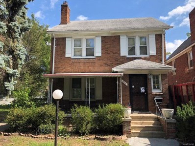 18416 Monica Street, Detroit, MI 48221 - MLS#: 218098392