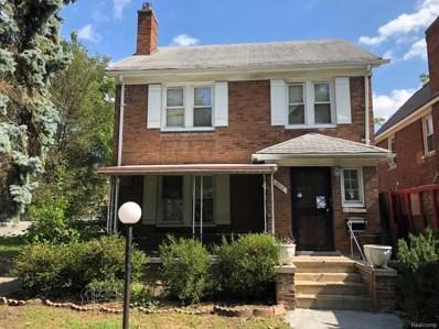 18416 Monica Street, Detroit, MI 48221 - MLS#: 218098392