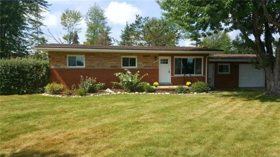 37345 Carpathia Boulevard, Sterling Heights, MI 48310 - MLS#: 218098418