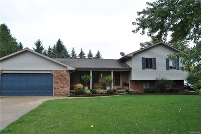 8267 Hidden Creek Drive, Clayton Twp, MI 48433 - MLS#: 218098430