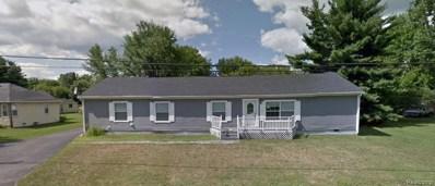 37460 Tyler Road, Romulus, MI 48174 - MLS#: 218098443