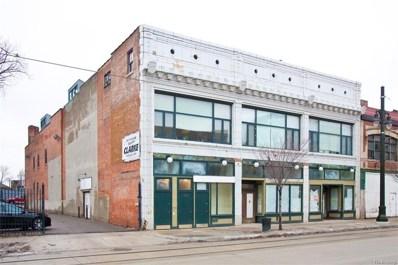 3139 Woodward Avenue UNIT 6, Detroit, MI 48201 - MLS#: 218098502