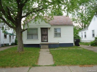 8480 Braile Street, Detroit, MI 48228 - MLS#: 218098525