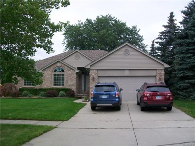 53881 Meadow View Lane, New Baltimore, MI 48047 - MLS#: 218098537