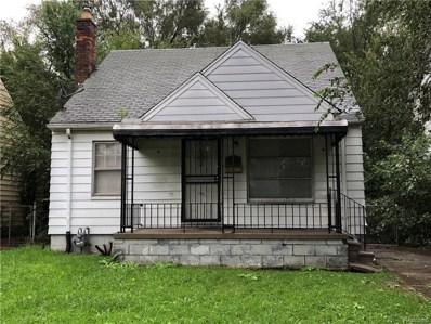 19634 Rogge Street, Detroit, MI 48234 - MLS#: 218098571